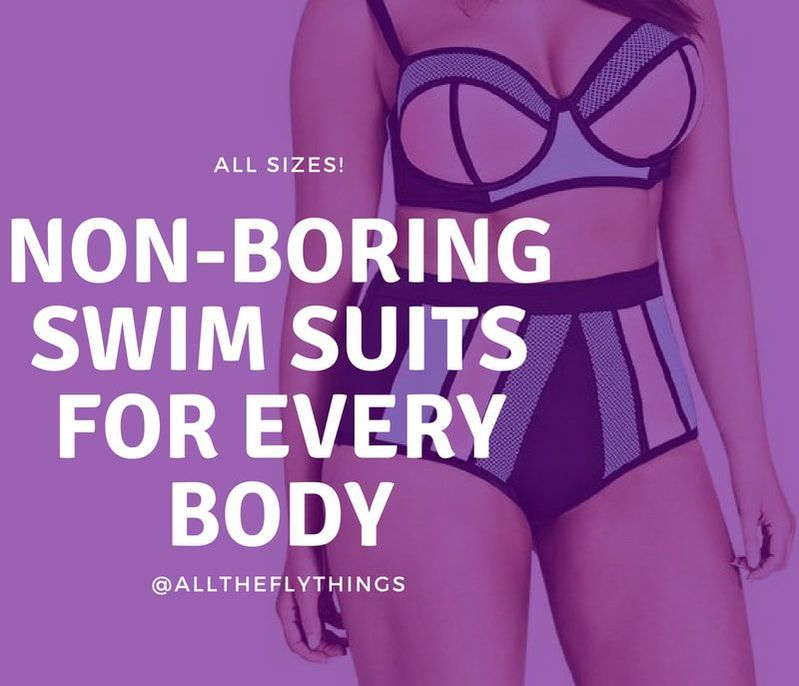 swimsuits for plus women