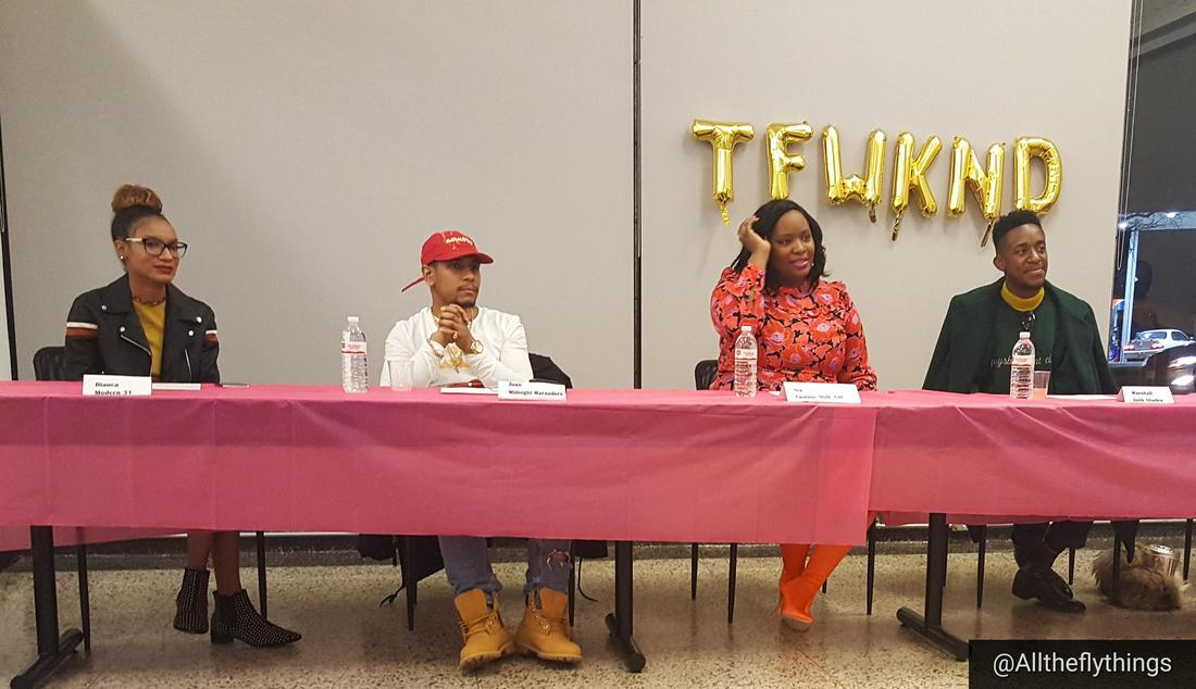 The Fashion Influencer panel Cleveland