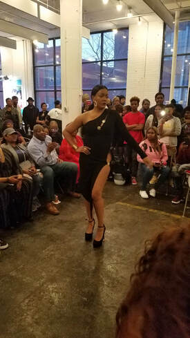 The He Loves Curves Fashion Show Cleveland