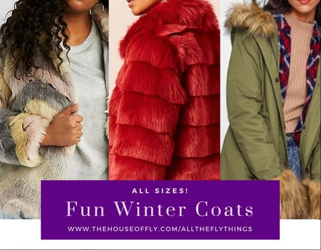 Fun Winter Coats