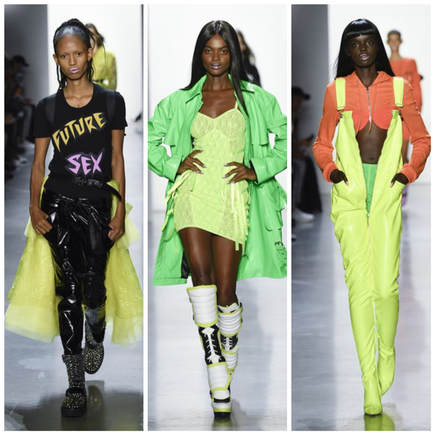 New York Fashion Week S/S2019