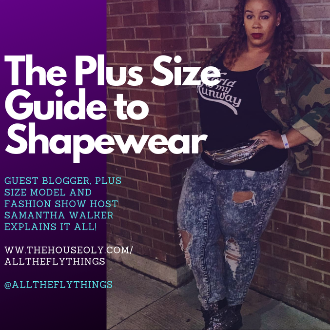 The plus size guide to shapewear