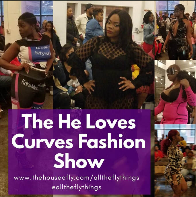 The He Loves Curves Fashion Show