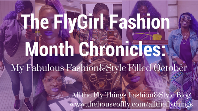 The Flygirl Fashion Chronicles