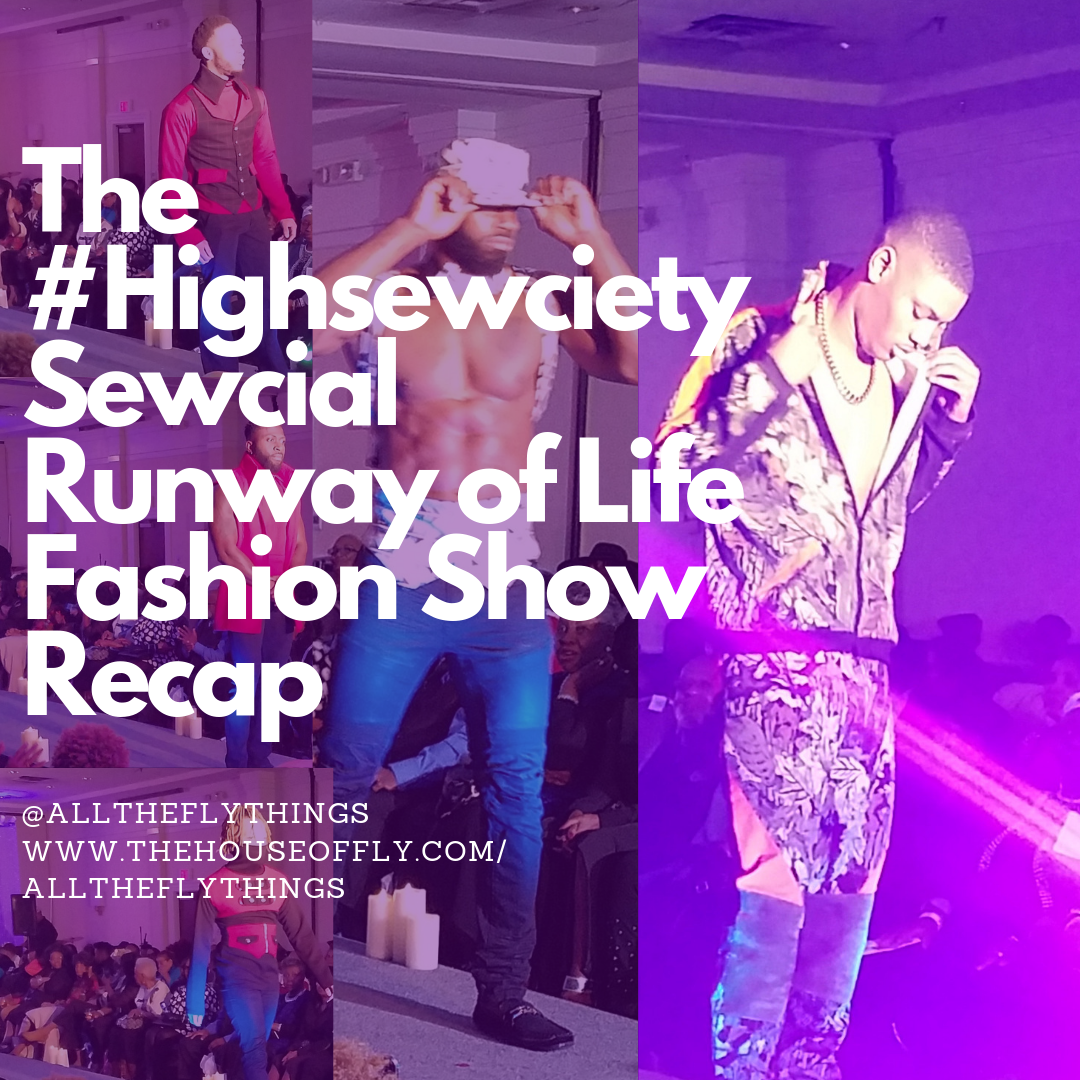 Waki Wear Cleveland fashion show recap
